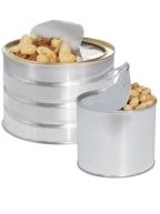 3 Piece Cans - Metal Packaging